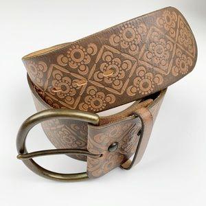 Gap vintage 1969 leather belt